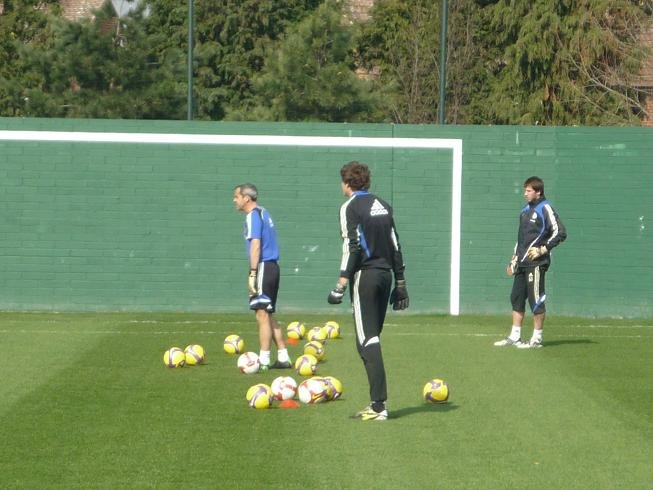 Training Ground 11