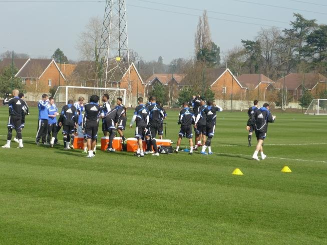 Training Ground 14