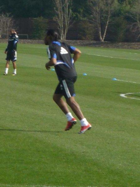 Training Ground 15