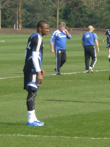 Training Ground 16