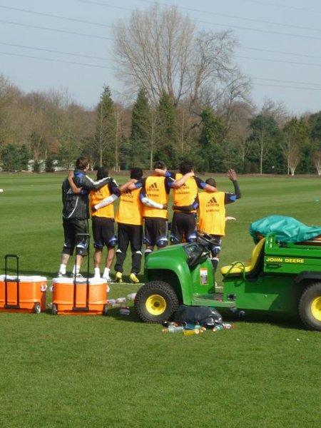 Training Ground 22