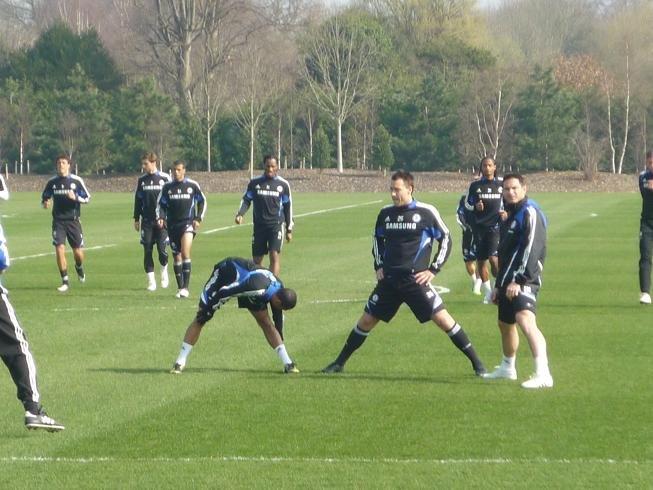 Training Ground 4