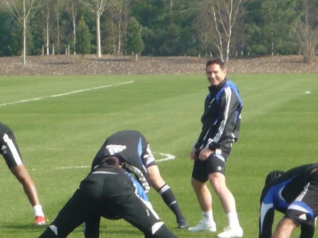 Training Ground 5