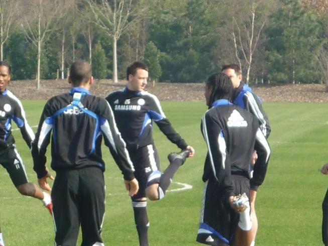 Training Ground 6
