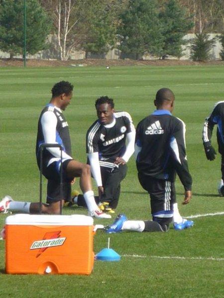 Training Ground 7
