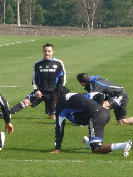 Training Ground 8