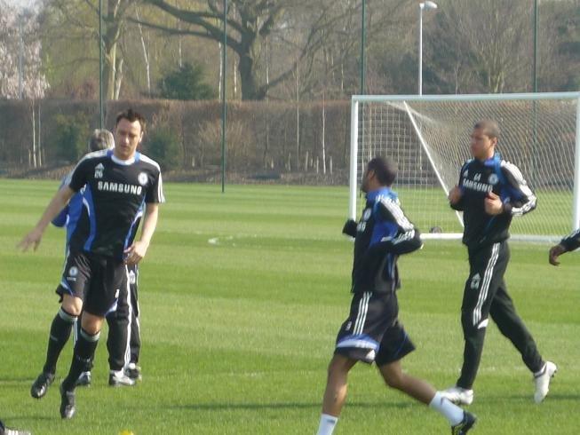 Training Ground 9